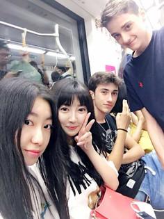 International student exchange experience