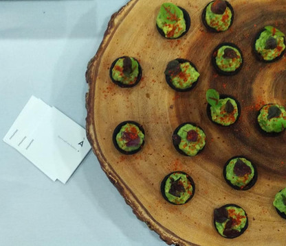 Catering by Atipico Atelier