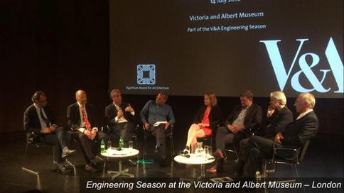 Engineering Season at the Victoria and Albert Museum – London