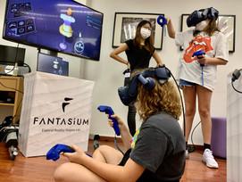 Kids virtual reality Singapore