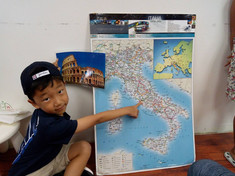 Learning Italian Culture in Singapore