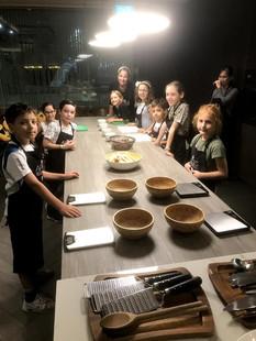 Fun kids cooking camp Singapore