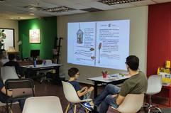 Kids comic class in Singapore