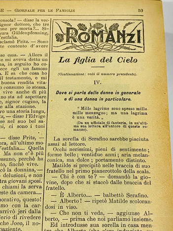 Historic Italian book Singapore