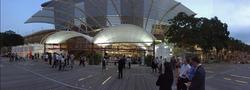 Cloud Arch Pavilion
