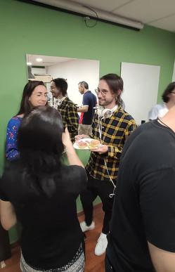 Italian students in Singapore