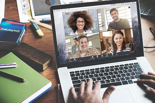 Online Conversation Course B1