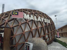 Malaysia Pavilion @ Milan Expo