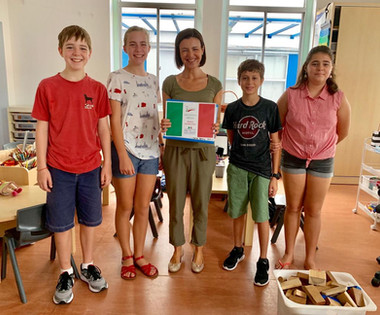 Scuola Supplementare Italiana Singapore