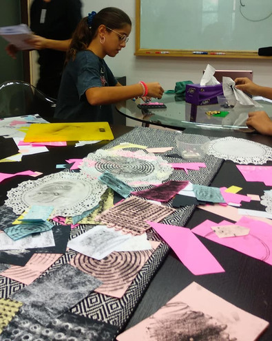 Creative camps for kids