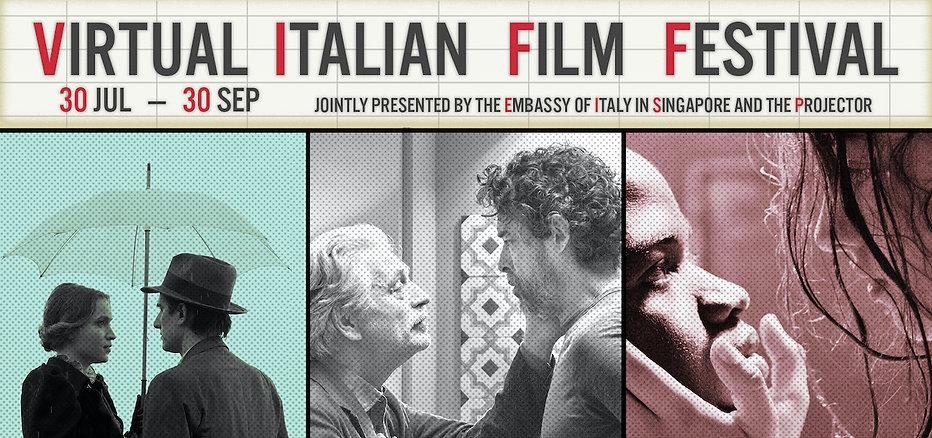 Italian film festival Singapore 2020