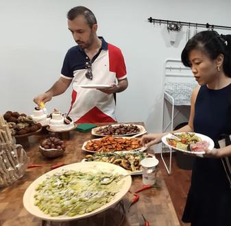 Italian classes in Singapore