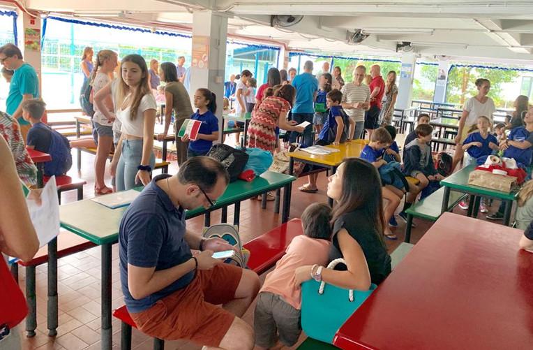 Scuola Supplementare Italiana a Singapore