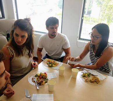Social Italian Lunch