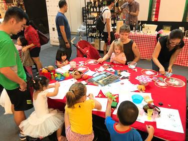 Kids learning Italian Singapore