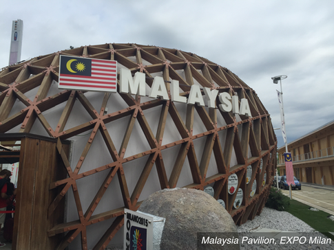 Native seeds inspire top design team to showcase Malaysia's heritage at Milan Expo