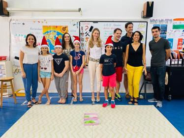 Scuola Italiana festa Natale