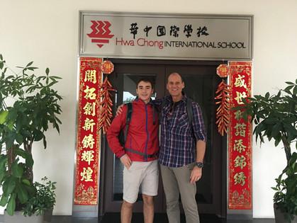 Singapore international school exchange programme