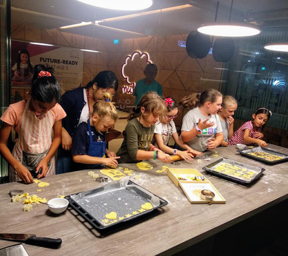 Fun kids cooking camp Singapore copy