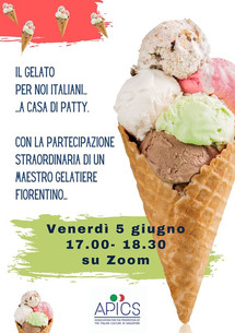 Italian gelato webinar by APICS