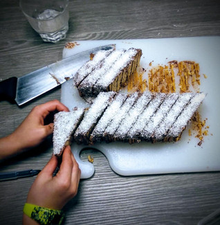 Tasty Italian dessert