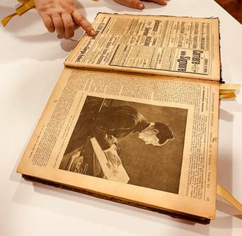 Italian historic journal Singapore