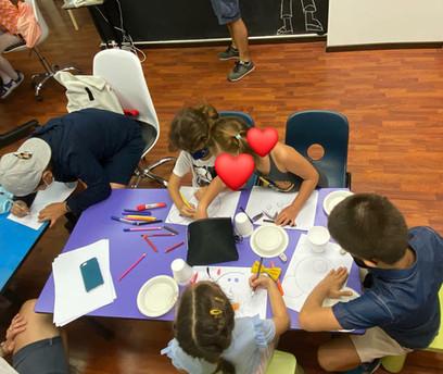 Italian kids activity Singapore