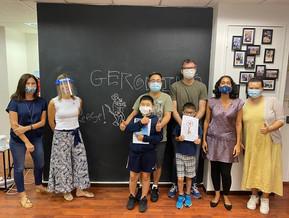 Fun kids activity in Singapore