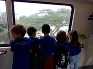 Scuola Italiana gita Singapore