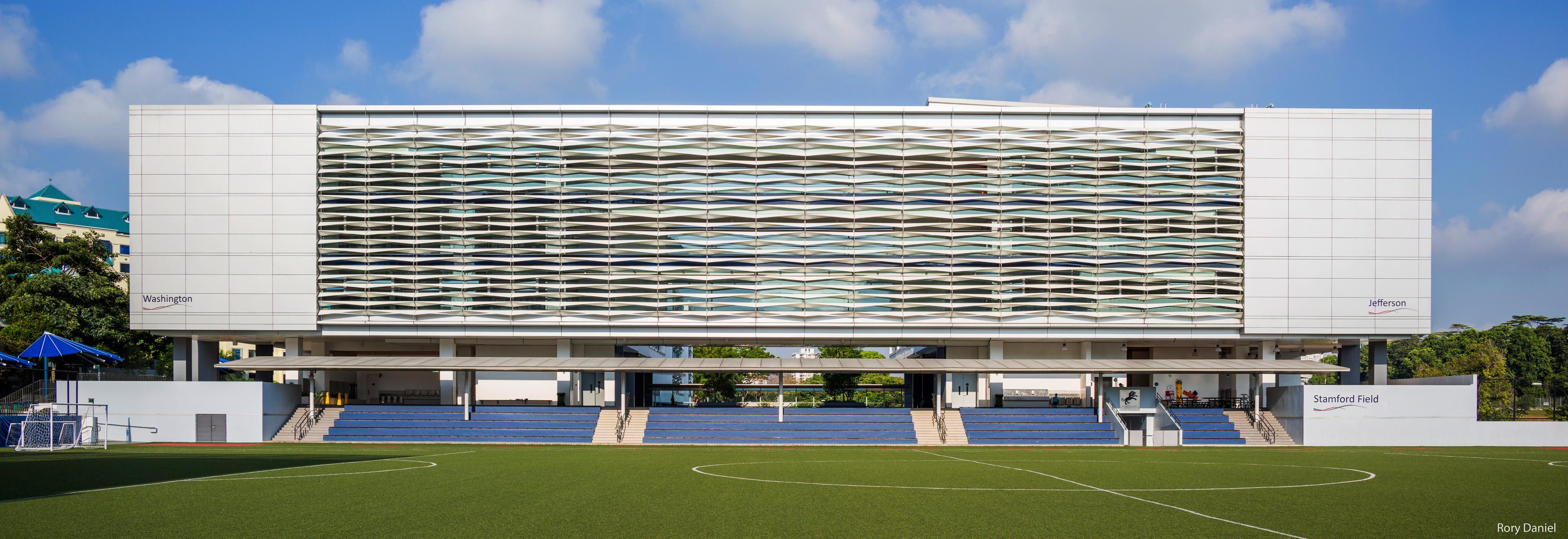 Scuola Italiana Singapore. Photo: SAIS