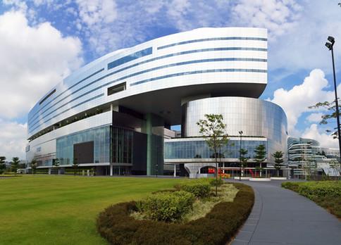 Mediacorp Campus honoured at President's Design Award