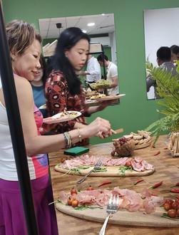 Italian cooking class Singapore