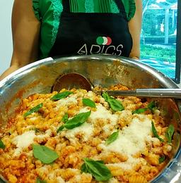 Pasta masterclass in Singapore