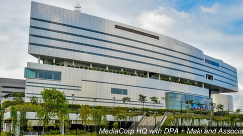 Putting MediaCorp in the picture