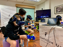 virtual reality in Singapore