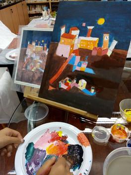 Art workshop for kids Singapore
