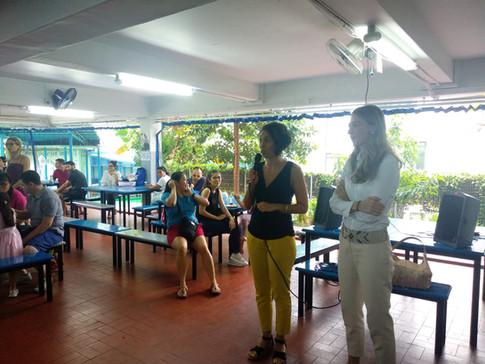 Italian supplementary school Singapore
