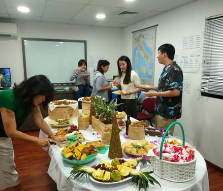 Italian gathering Singapore