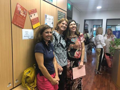 Italian Women's Group Charity Event