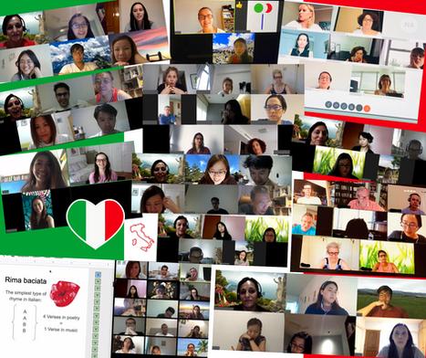 Italian school learn Italian online