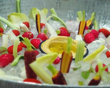 Healthy Italian Buffet