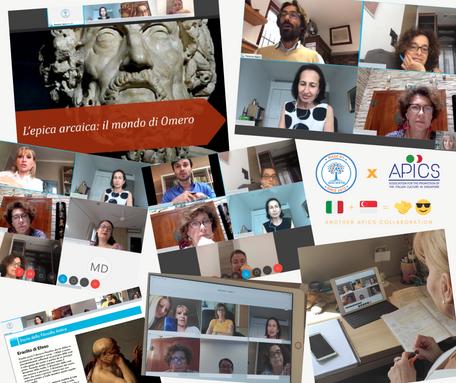 Online Italian cultural classes