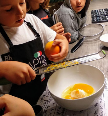 Cooking camp for kids Singapore