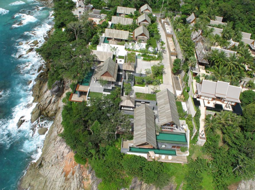Laemsingh Villas
