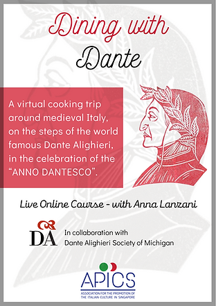 Dining with Dante