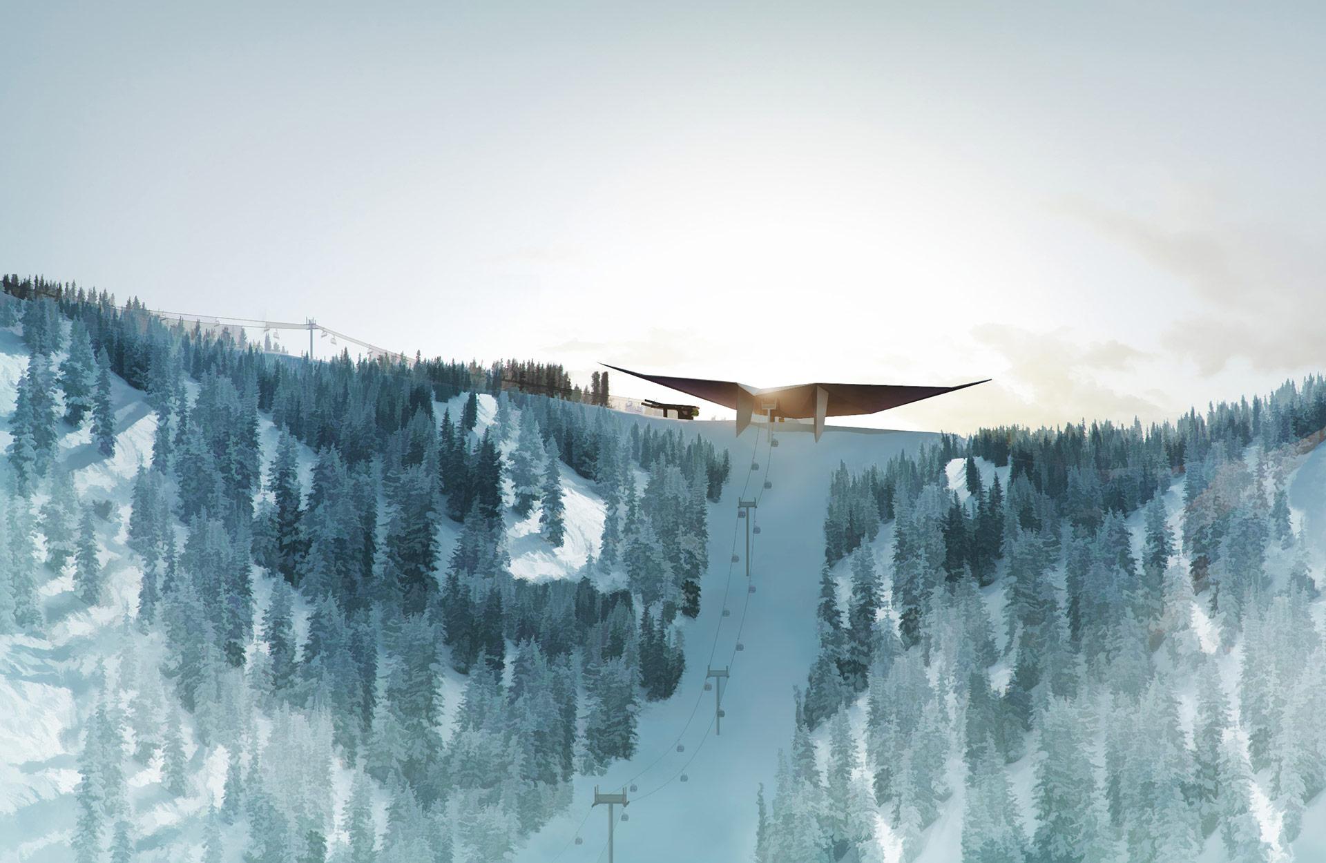 Kok Zhailau Ski Resort