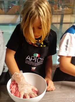 Cooking camp for kids in Singapore