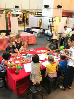 Italian fun activity Singapore