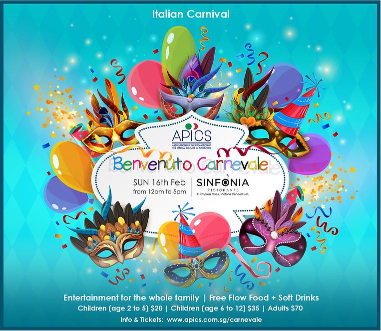 Italian Carnival Singapore