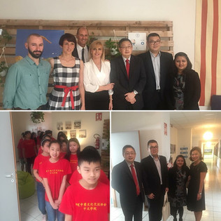 Italy-Singapore educational exchanges